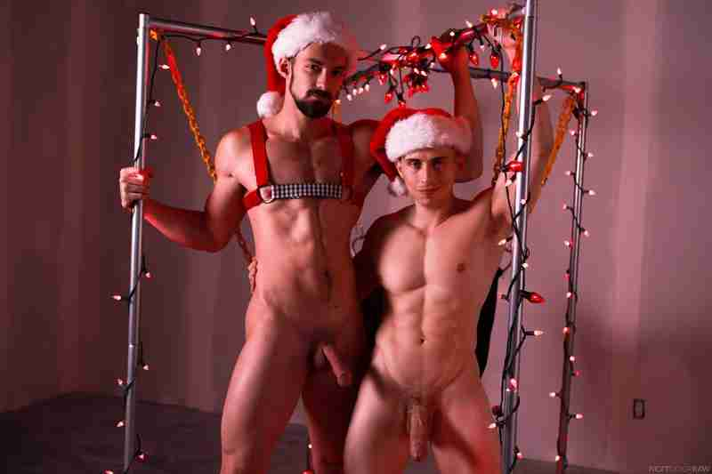 "Dante Martin, Johnny B ""One Swinging Christmas"" [Bareback]"