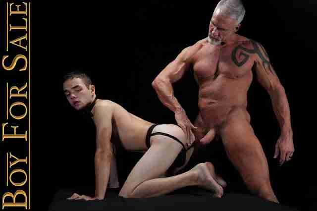 BOY RIVER – Chapter 3: The Auction (with Master Steele)[Bareback]