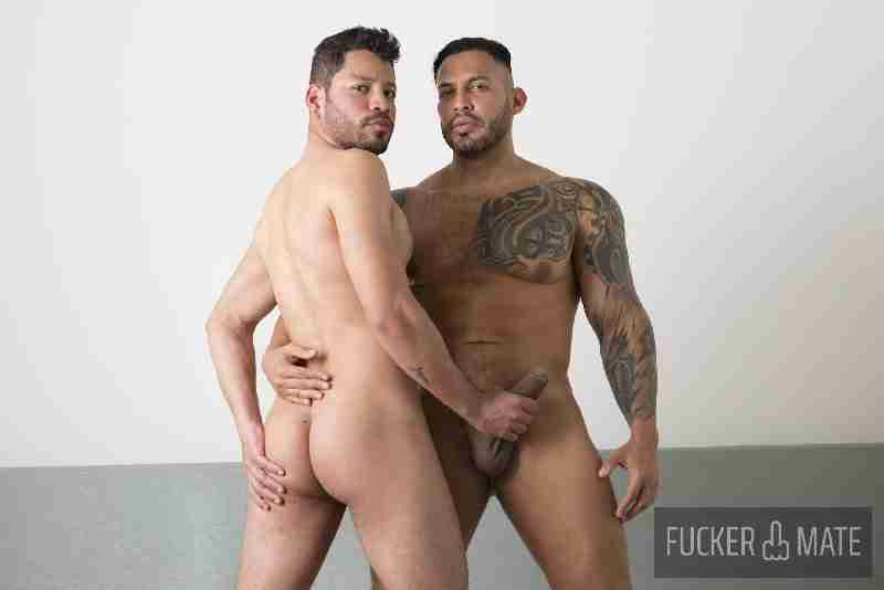 """Viktor Rom and Luciano More """"Thirsty for Cock"""" [Bareback]"""