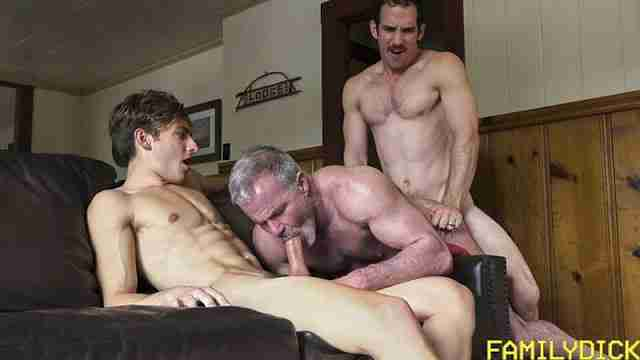 Sleepover With Gramps: Goodbye Gramps – Dale Savage, Bar Addison & Grg is the Werd