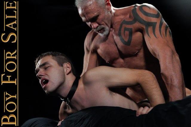 BOY RIVER Chapter 5: Slave Boy (with Master Steele)[Bareback]