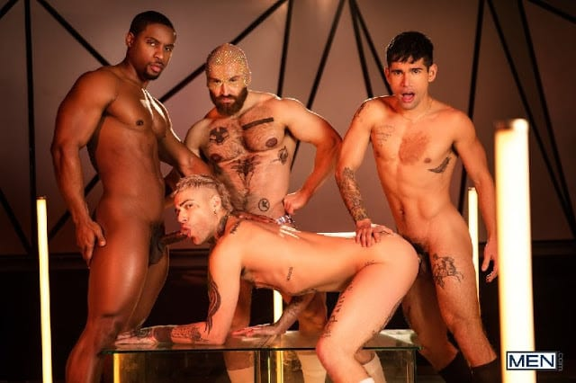 Tom of Finland: Future Erotica – Ty Mitchell, Francois Sagat, Mickey Taylor, DeAngelo Jackson