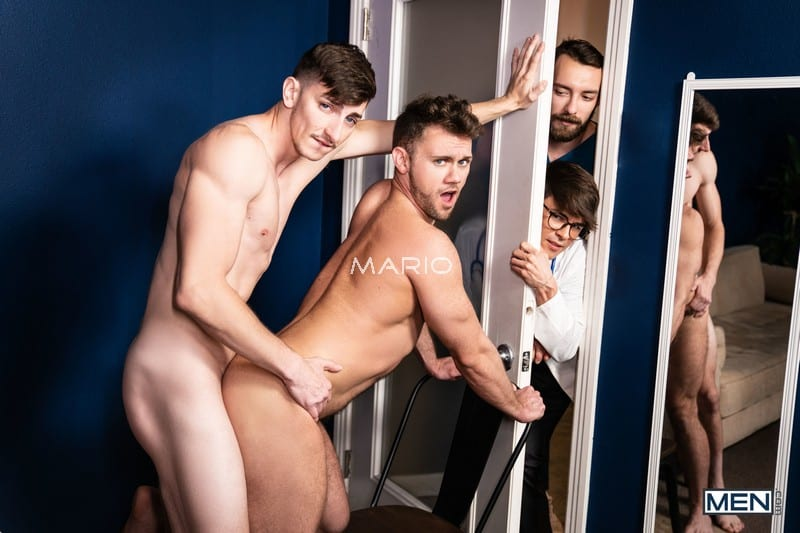 Blaze Austin, Michael Jackman – Intensive Cum Unit Part 3: Bareback