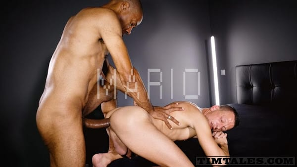 Jamal Kingston fucks Felix Hain [Bareback]