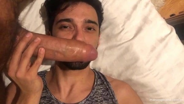 MARCOS GOIANO IMPALED BY 10 INCHES (BAREBACK)