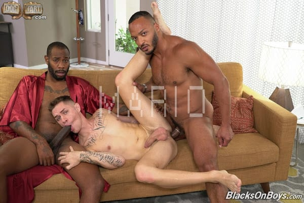 Zak Bishop, August Alexander & Dillon Diaz