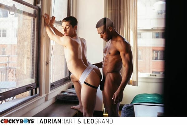 ADRIAN HART & LEO GRAND (BAREBACK)